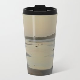 Light reflected on the sea Travel Mug