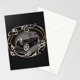 Ford Model A (Frame) Stationery Cards