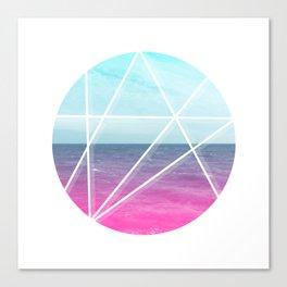 Sea Prism Canvas Print