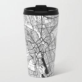 Hanover Map Gray Travel Mug