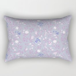 Fist Full of Lilacs Rectangular Pillow