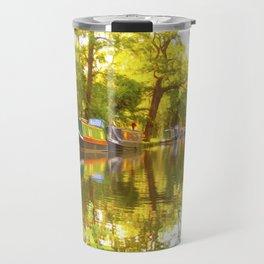 Wey Navigation Canal Travel Mug