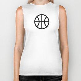 Basketball - Balls Serie Biker Tank