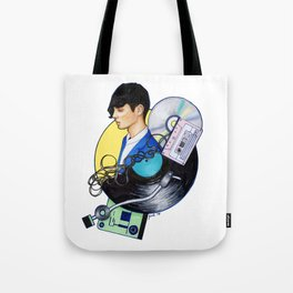 Songs of Desperation Tote Bag