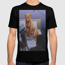 Porn Star Teddy T-shirt
