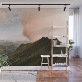 Far Views II - Landscape Photography Wall Mural