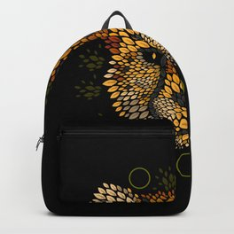 Cheetah Face Backpack