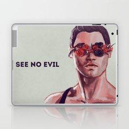 See no evil Laptop & iPad Skin