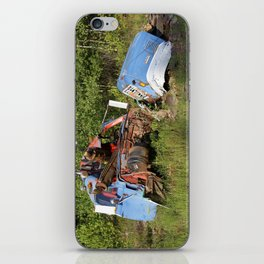 Junk Yard iPhone Skin
