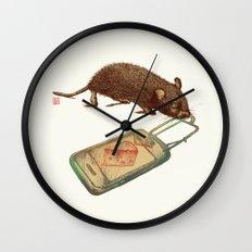 iTrap Version 2 Wall Clock