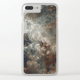 30 Doradus Clear iPhone Case