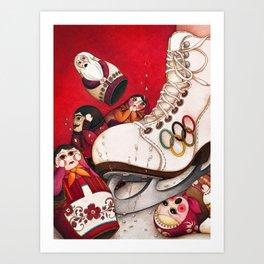 Sotchi Art Print