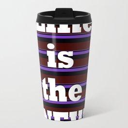 OFF Line is the NEW LUXURY Travel Mug
