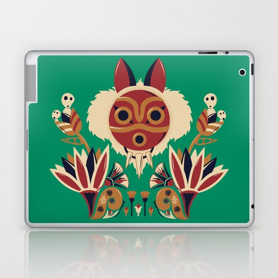 Mono Deco Laptop & iPad Skin