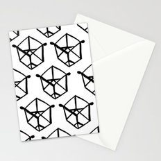 hexagon Stationery Cards