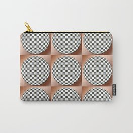 Segmented Carry-All Pouch