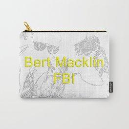 Bert Macklin, FBI Carry-All Pouch