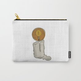 Candle light Carry-All Pouch