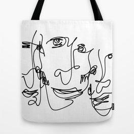 130911-2 Leroy Tote Bag