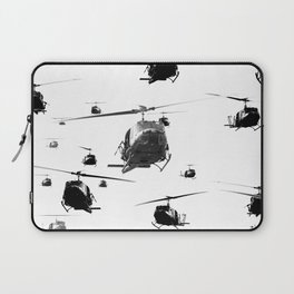 THE HELICOPTERS Laptop Sleeve