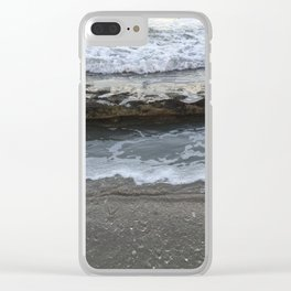 Look at what we've uncovered Clear iPhone Case