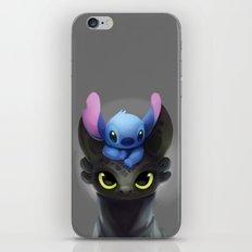 Best Pals iPhone & iPod Skin