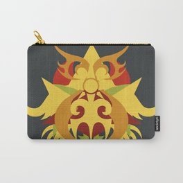 Abstraction Sixteen Wisdom Carry-All Pouch