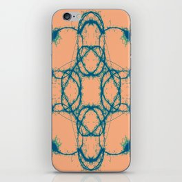 Sparks iPhone Skin