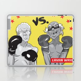 Grandad vs StinkMeaner Laptop & iPad Skin