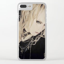 Prince Clear iPhone Case