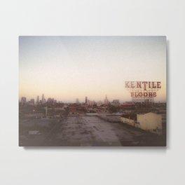 Brooklyn View Metal Print