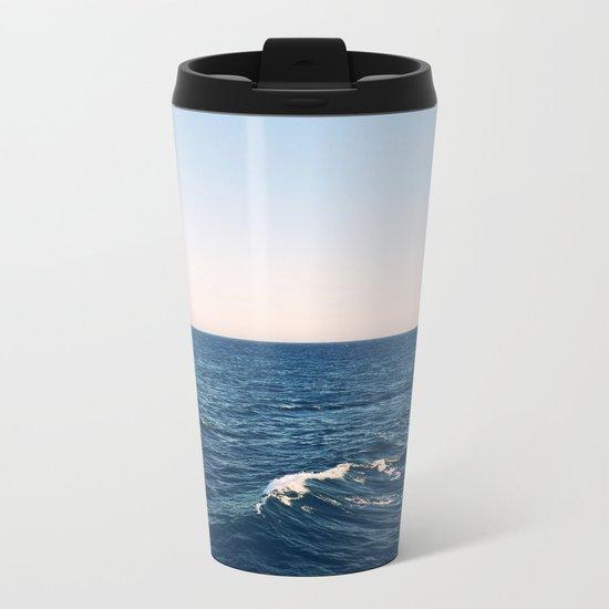 Drifting Metal Travel Mug