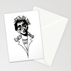 It's In the Eyes Chico Stationery Cards