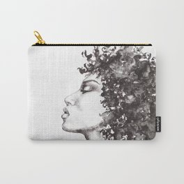 Big hair Carry-All Pouch