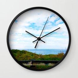 Sky View  Wall Clock