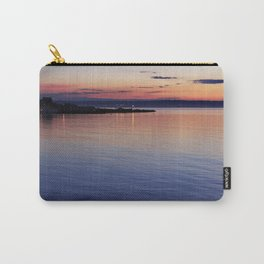 A sunset view of Ballyholme Carry-All Pouch