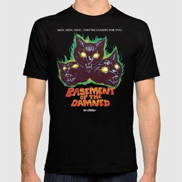 Basement Of The Damned T-shirt