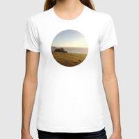 big sur T-shirts featuring Big Sur Cows by M. Wriston