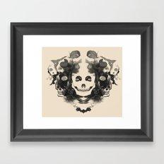 I See Everything Framed Art Print