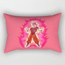 Amazing Super Saiyan Goku Cool Rectangular Pillow