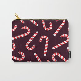 Candy Canes! Carry-All Pouch