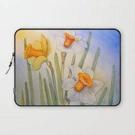 Welcome Spring Laptop Sleeve