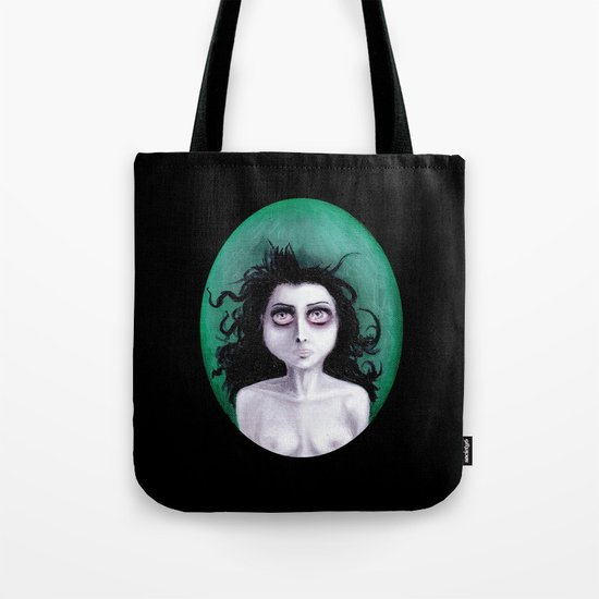 BREATHE UNDERWATER Tote Bag