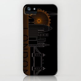 London iPhone Case
