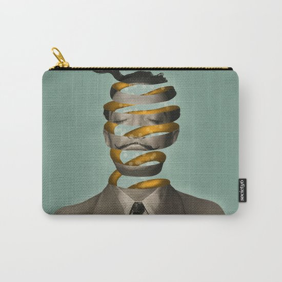 Inside the mind  Carry-All Pouch