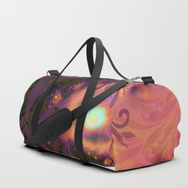 Tahitian Sunset Duffle Bag