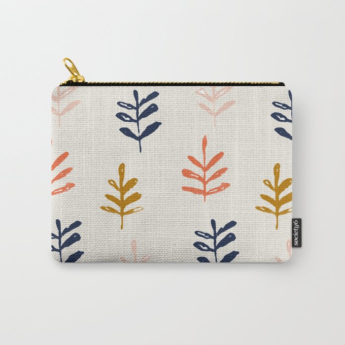 Sprigs Carry-All Pouch