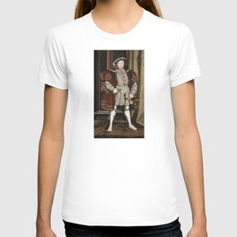 Portrait of Henry VIII - After Hans Holbien the Younger T-shirt