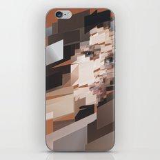 My Girl is Anarchy-tect iPhone & iPod Skin