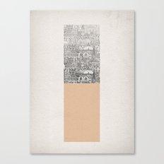 Oblong Canvas Print